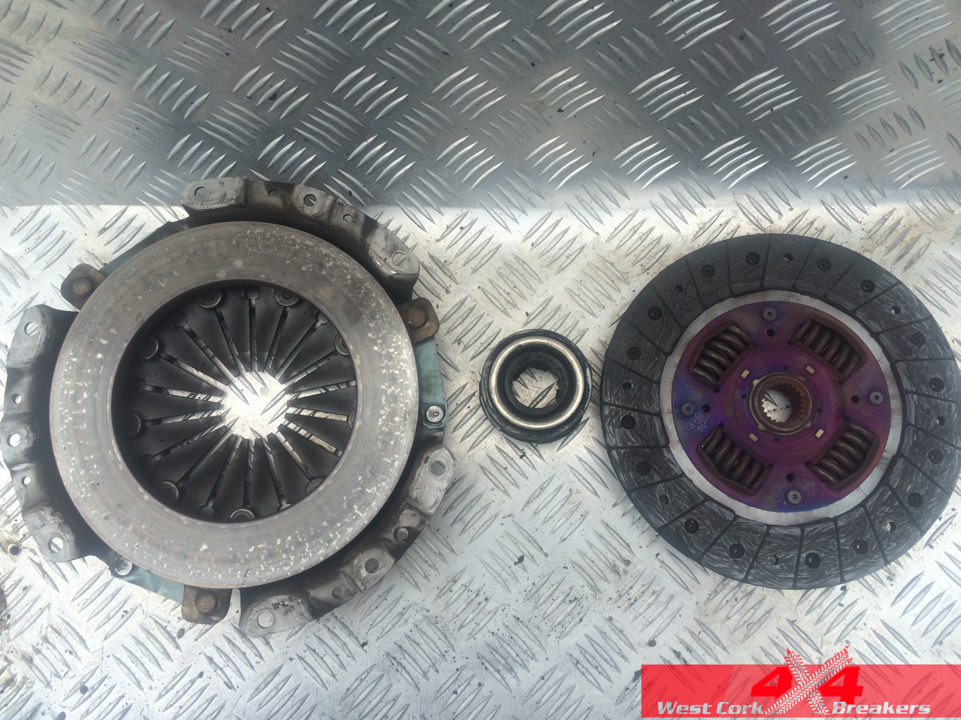 Exedy Clutch Complete Kit Mitsubishi