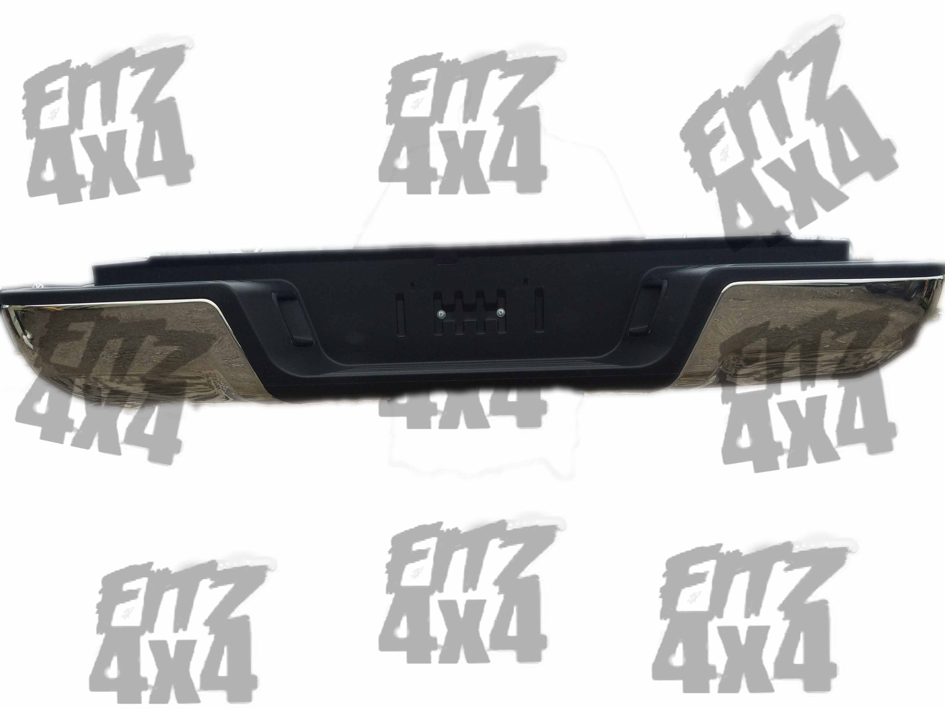 Ford Ranger Rear Chrome Bumper