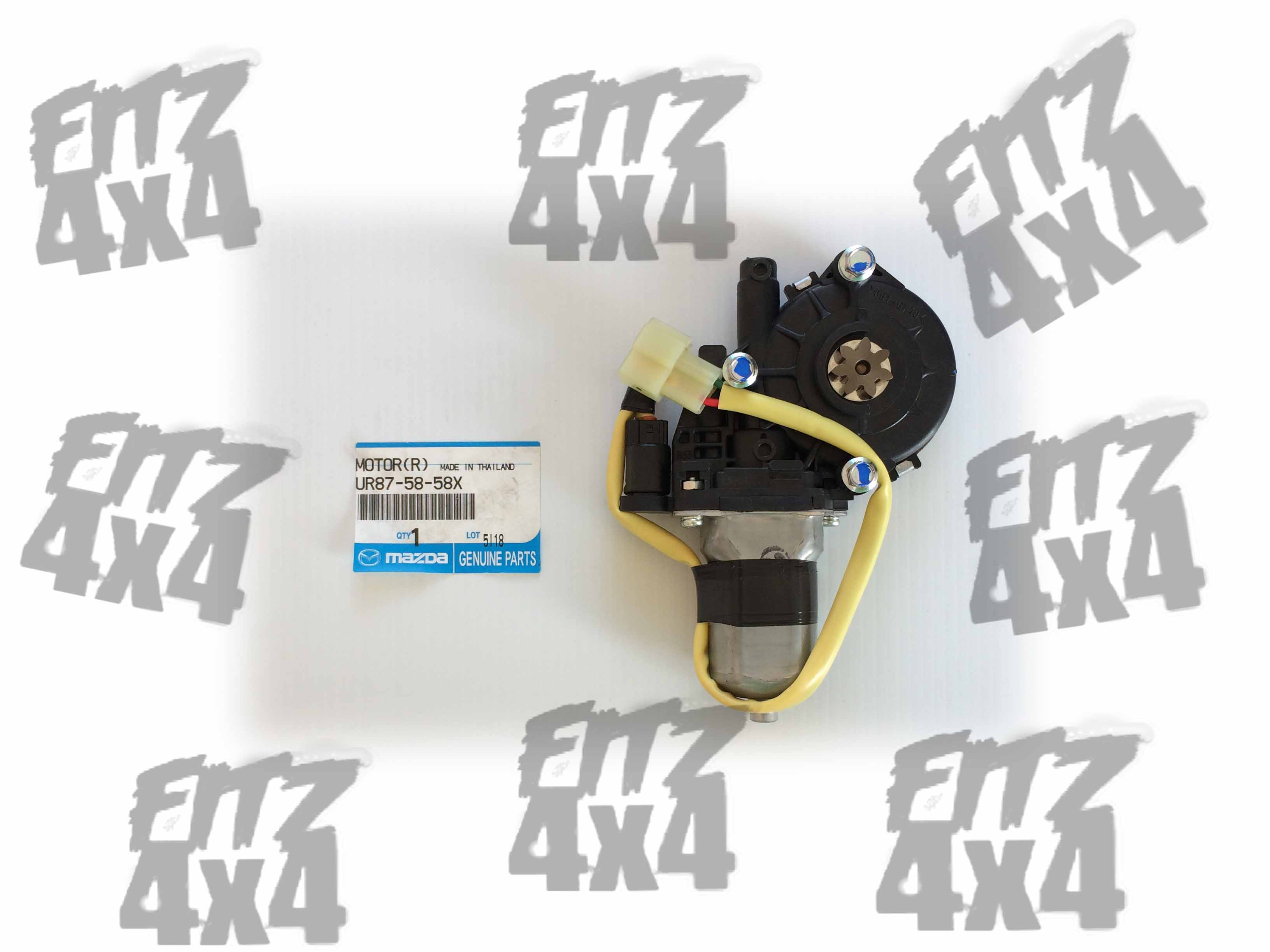 MAZDA BT50 FRONT RIGHT WINDOW MOTOR