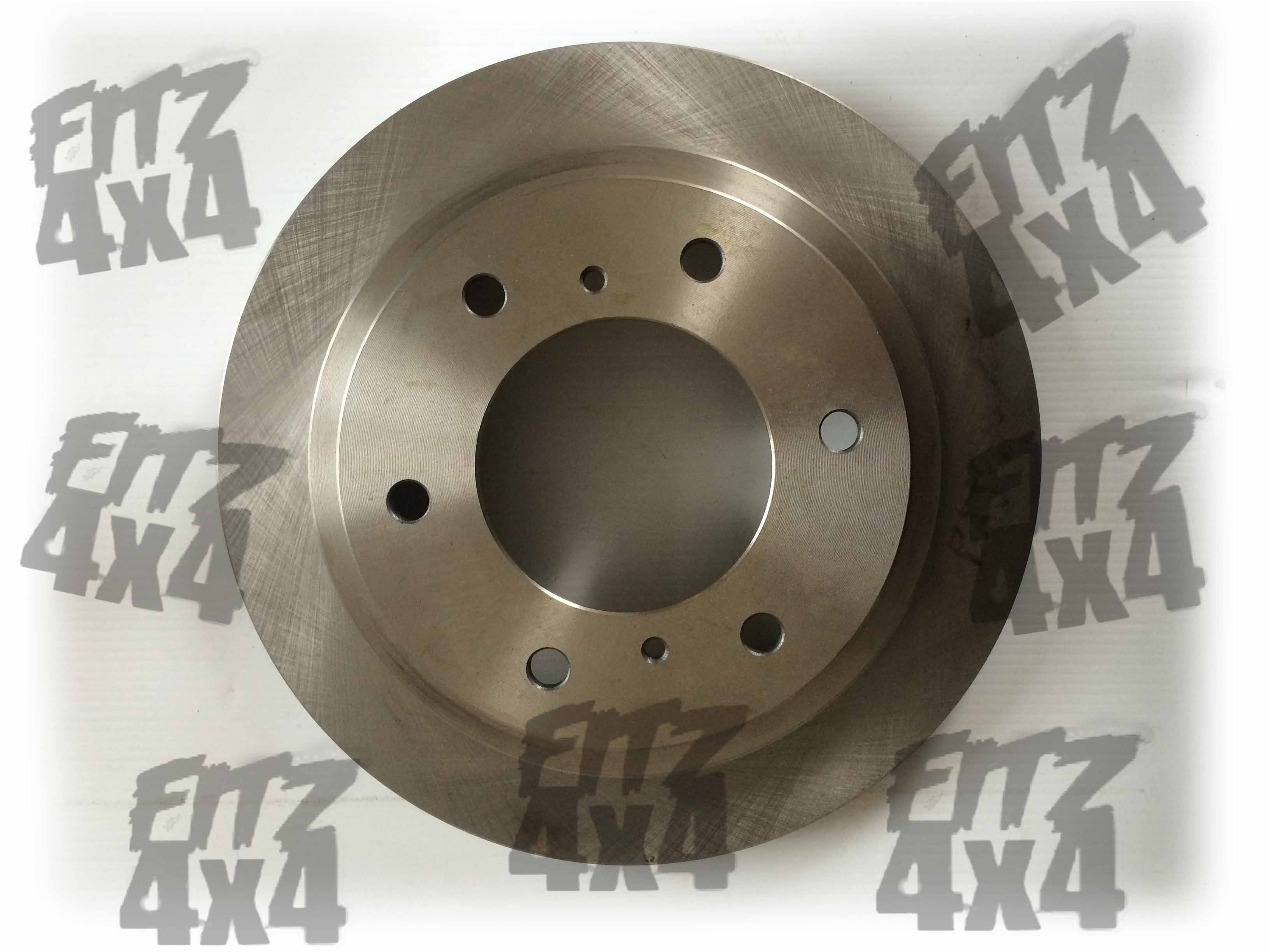 Mitsubishi Pajero Rear Brake Disc