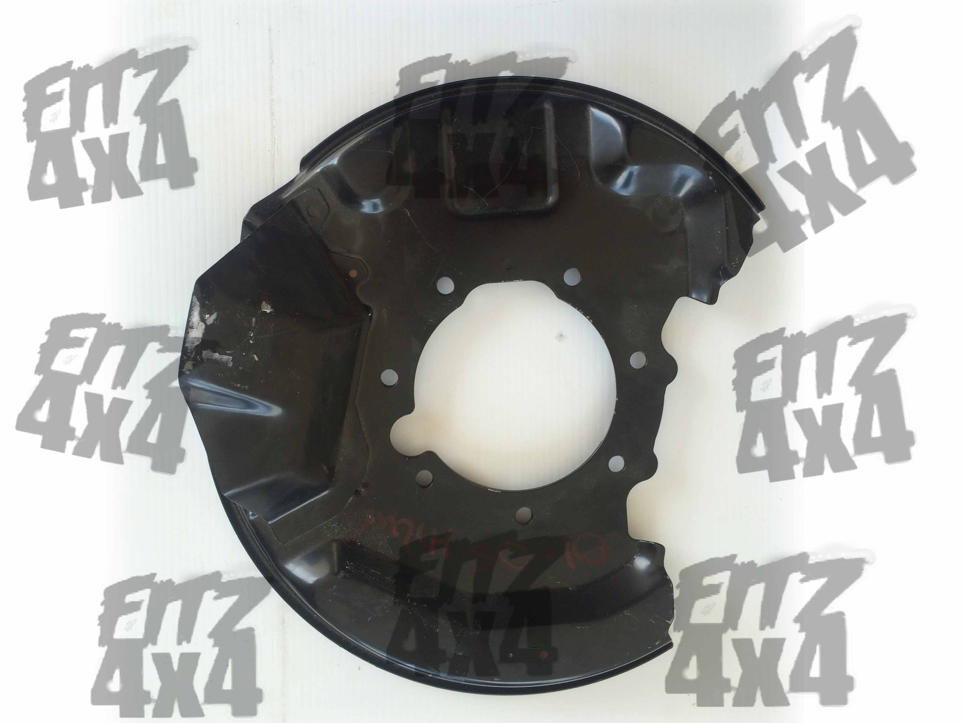 Toyota Hilux Front Left Brake Disc Cover