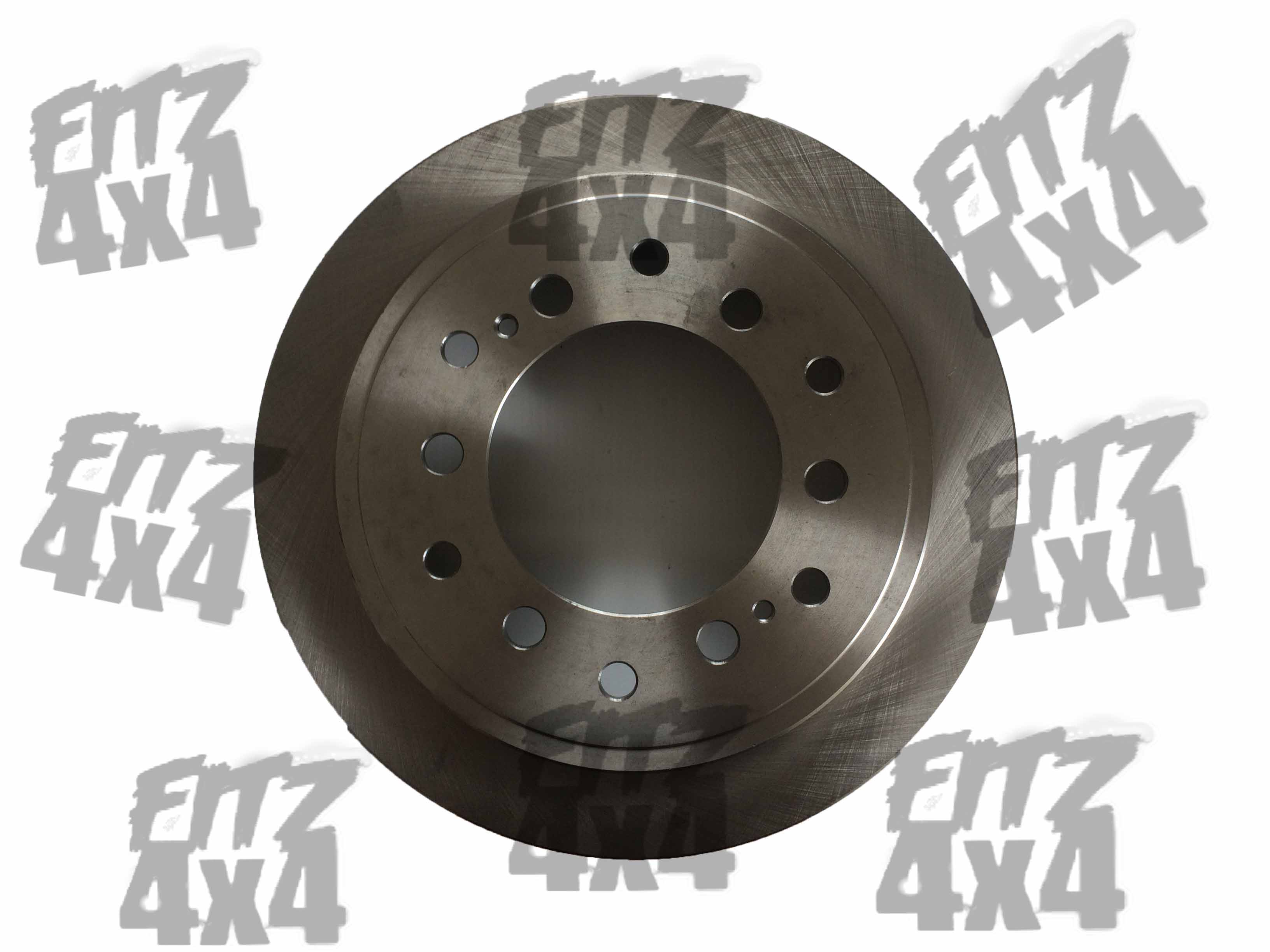 Toyota Landcruiser Rear Disc