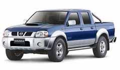 Nissan Navara D22 2001 to 2005