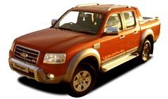 Ranger 2006 to 2012