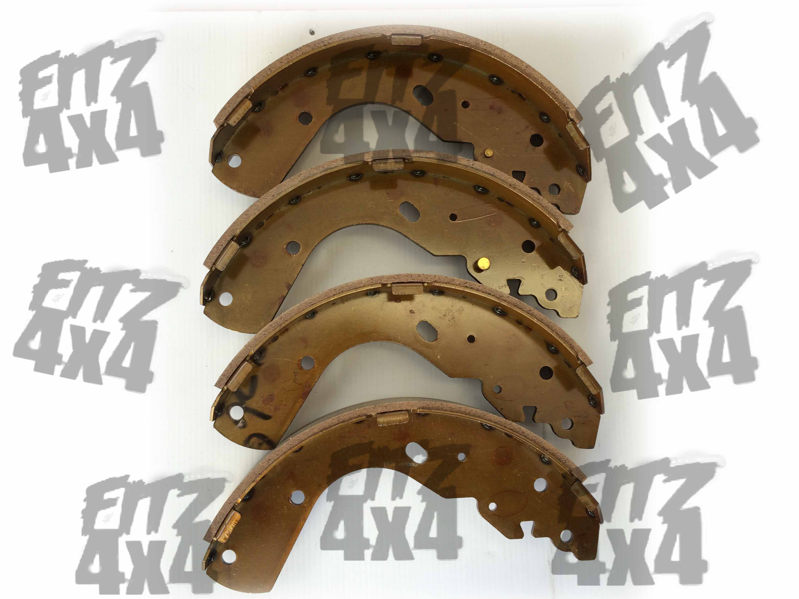 Mazda BT50 Brake Shoes