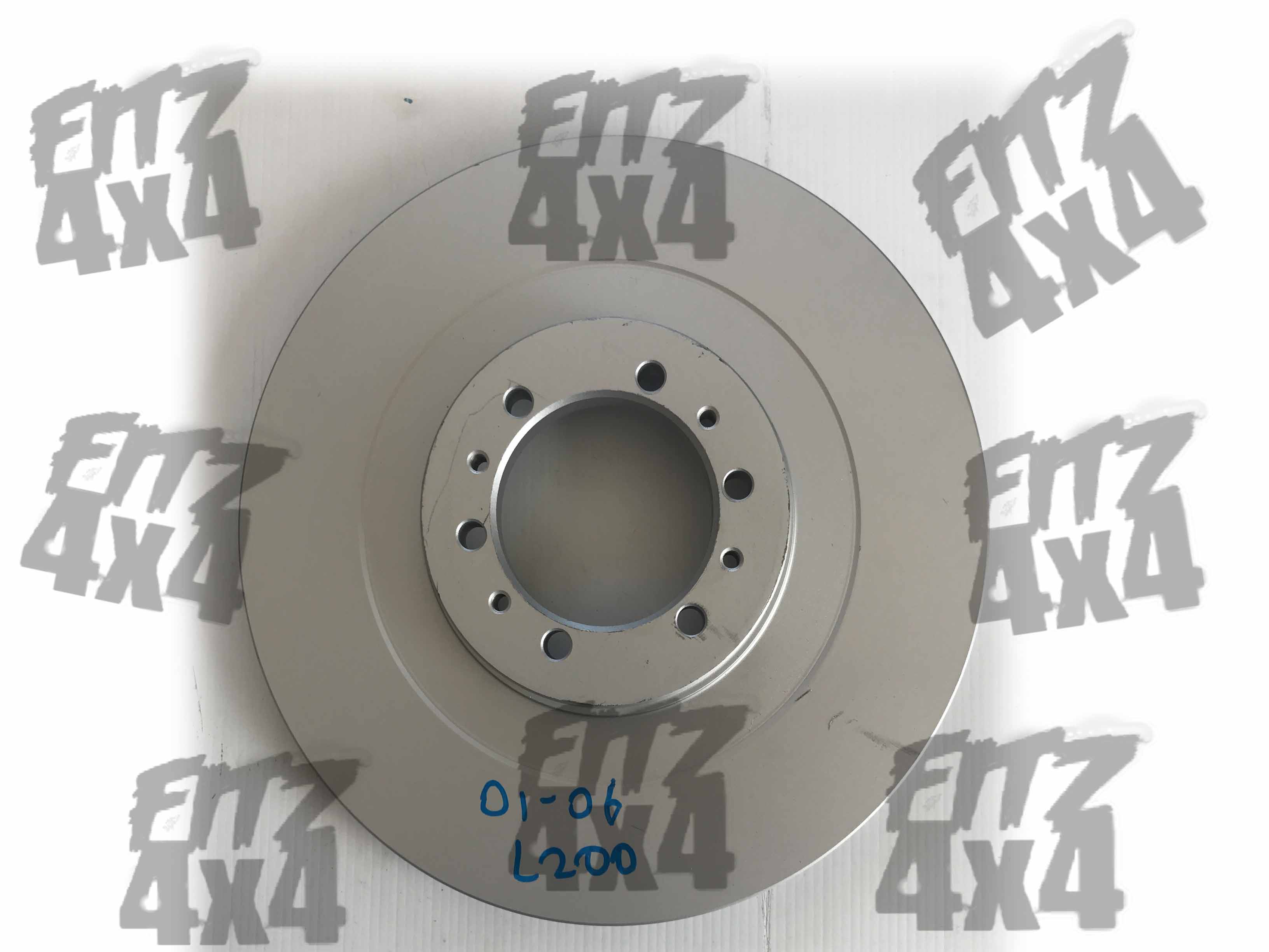 Mitsubishi L200 Front Break Disc