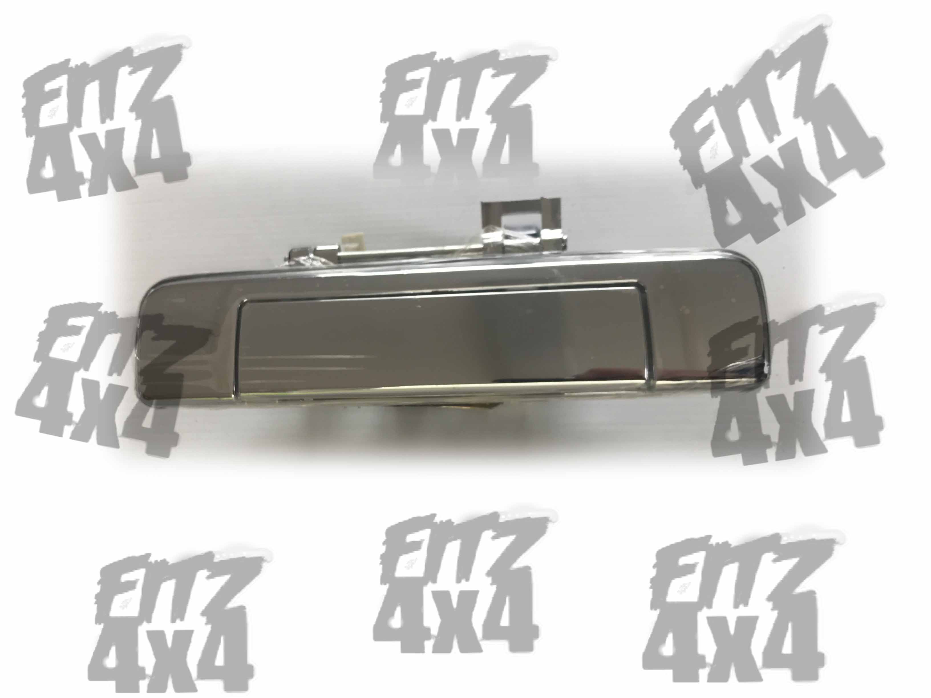 Isuzu D-max tail gate door handle